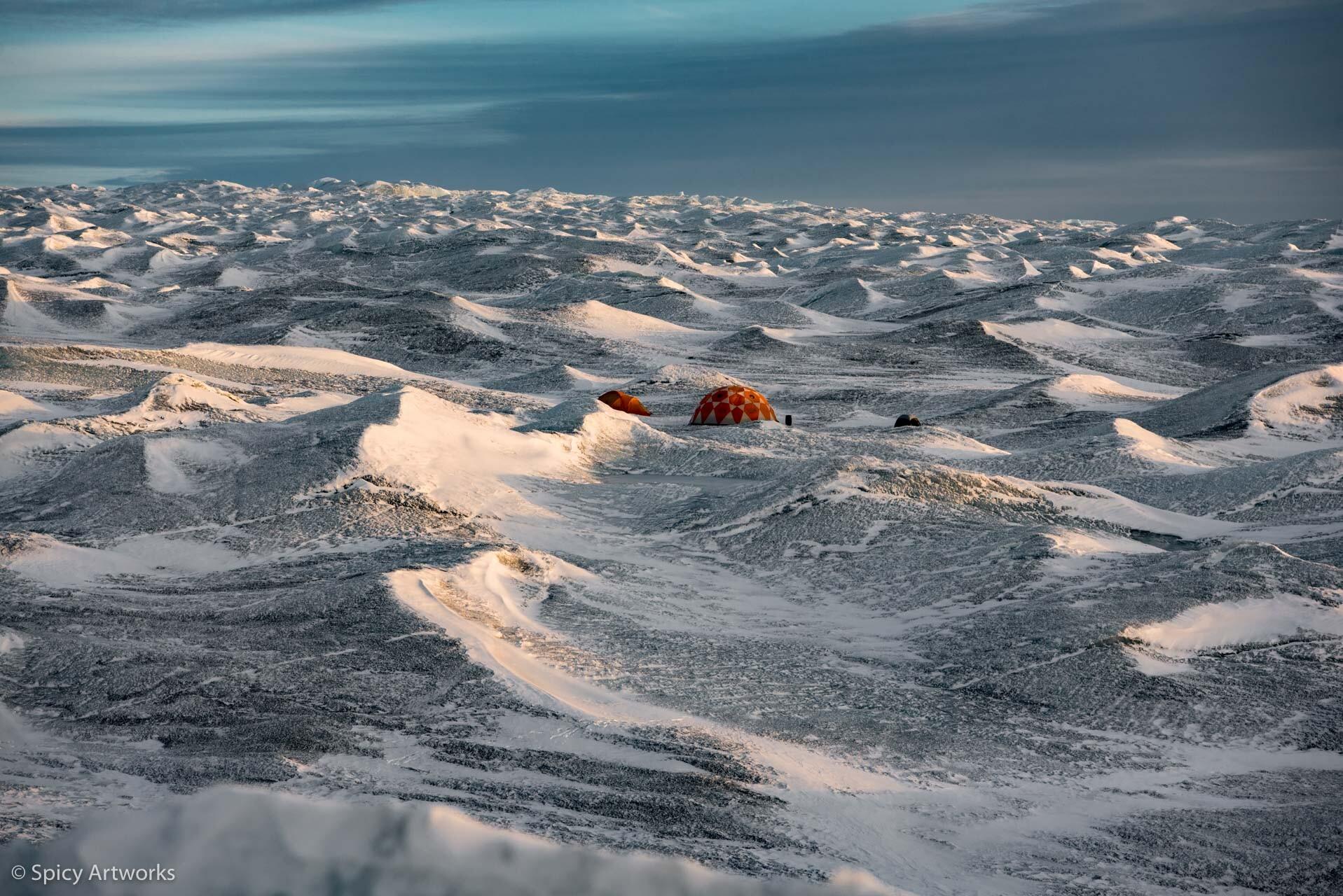 DER DONNER DES BLAUEN EISES - GRÖNLAND 2017 - Teil 5: Der Eis-Ozean